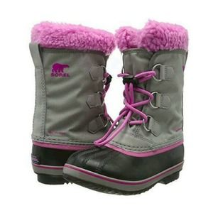Sorel Youth Yoot Pac Nylon Winter Snow Boot 1